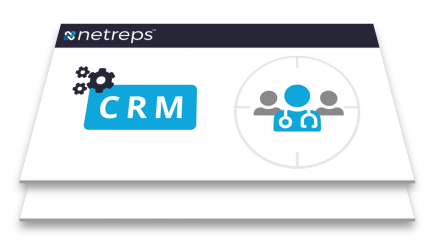 Netreps CRM for Life Sciences