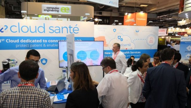 salon HIT 2018 - Village Cloud Sante