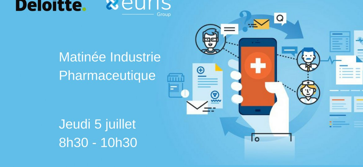 evenement industrie pharmaceutique