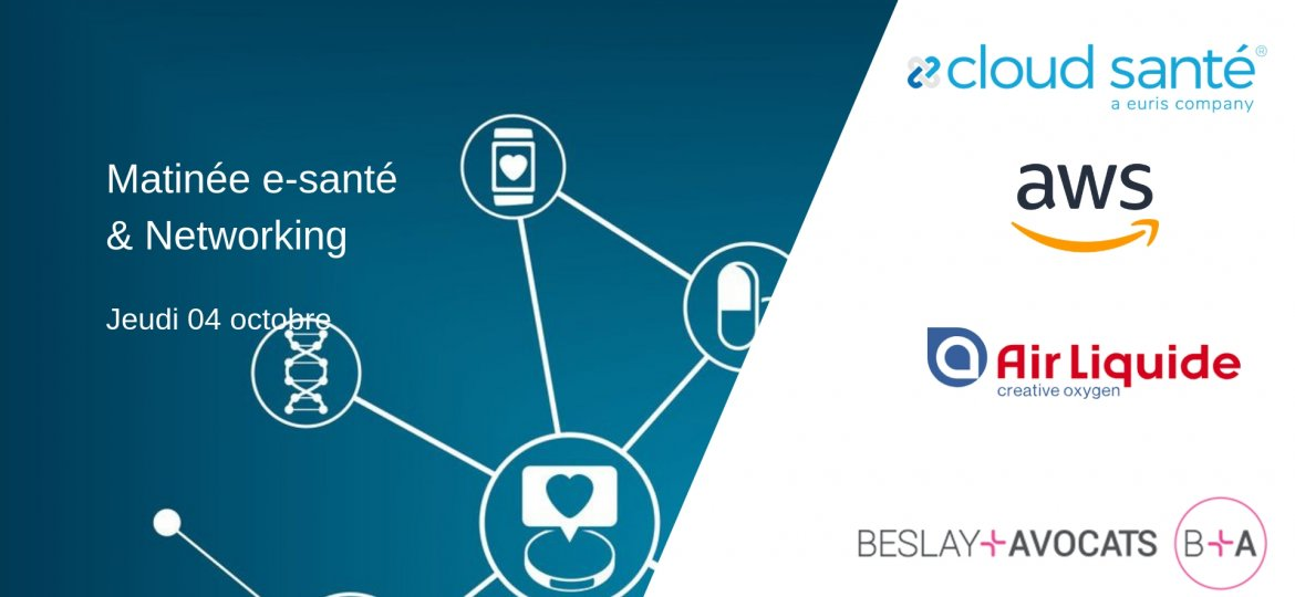 E-health Workshop - AWS - 04 octobre