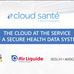 the cloud at the service of a secure health data system