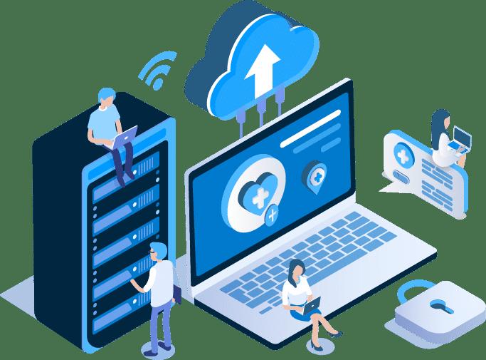 Cloud Santé Hébergement & Infogérance