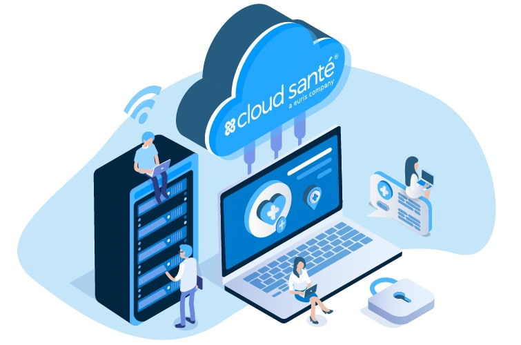 HEALTH CLOUD HOSTING