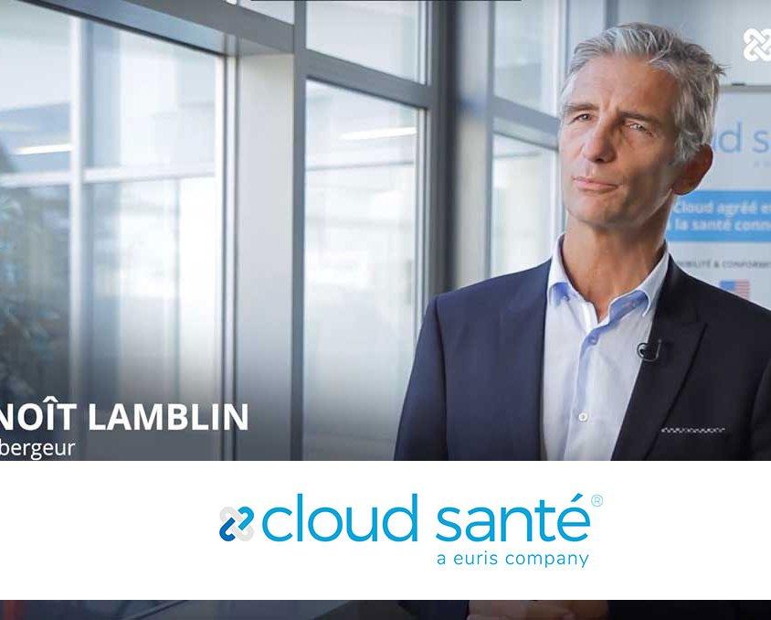 Docteur Lamblin – Médecin Hébergeur Cloud Santé