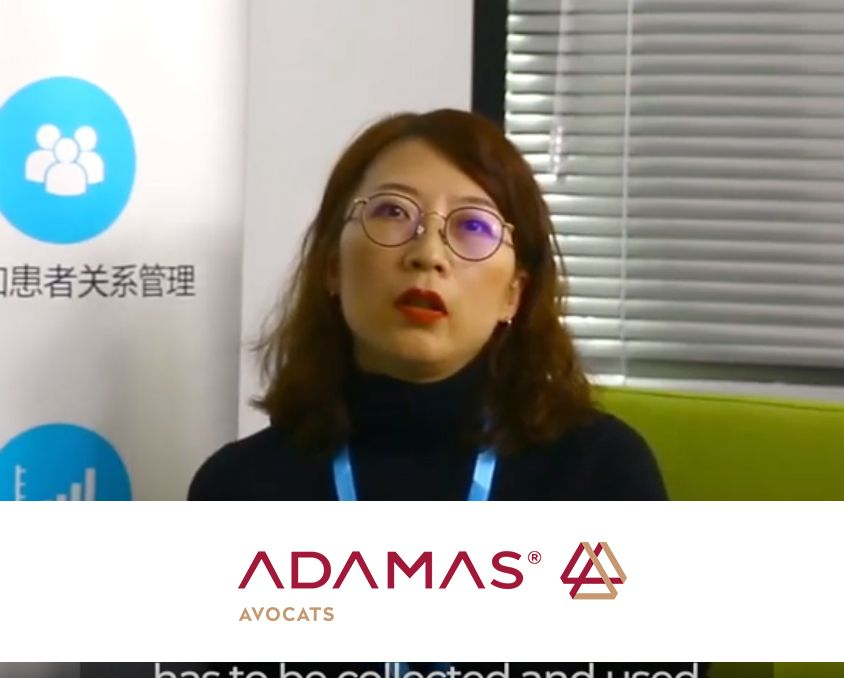 Adamas – China Cyber Security Law