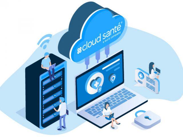 cloud santé hébergement