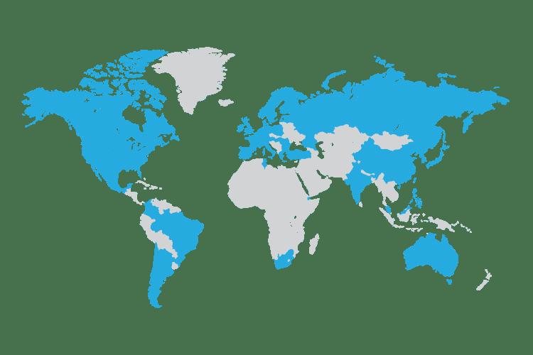 déploiement mondial