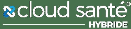 logo cloud sante hybride