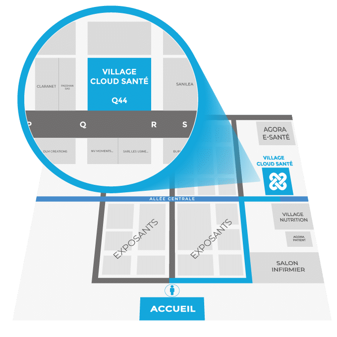 Plan Salon Santexpo 2021
