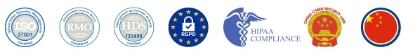 global compliance certifications